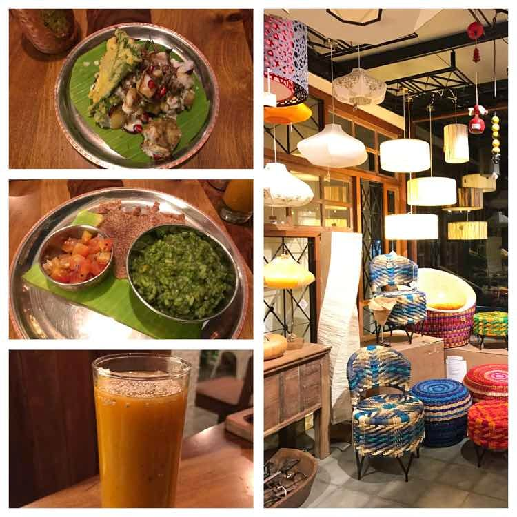 Eat And Shop At Go Native, Jayanagar's New Organic Cafe