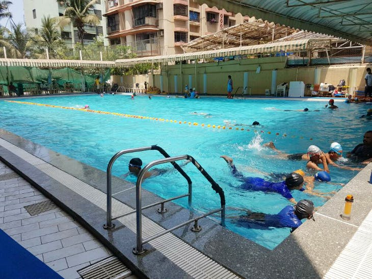 Cool Down This Summer With A Dip In The Renaissance Federation Club's Swimming Pool