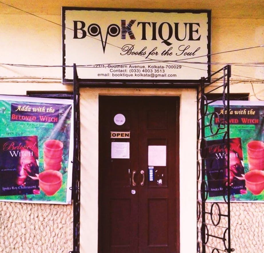 Kolkata's Booktique Is Helping People Escape To The Secret World Of Books