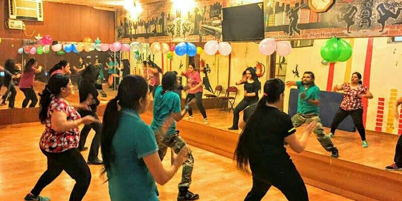 I Like To Move It, Move It & If You Do Too Then Join Delhi Dance Academy