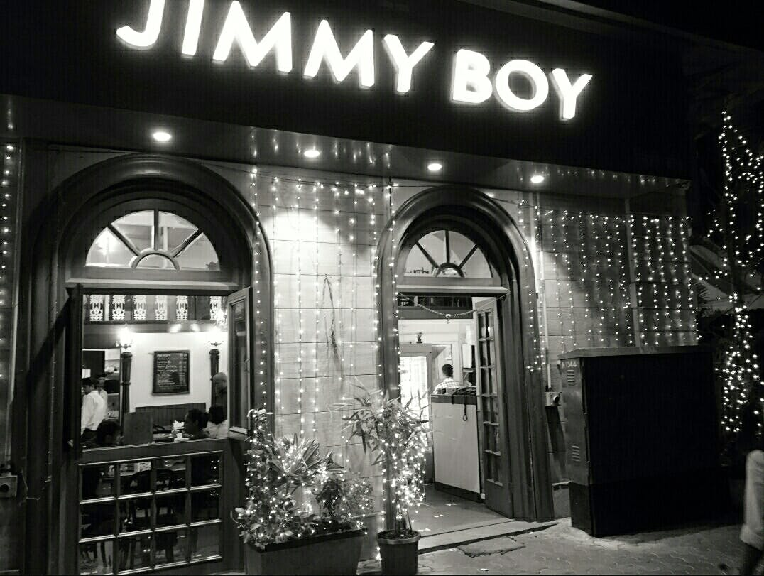 Old Is Gold: Head To Jimmy Boy In Fort  For Authentic Parsi Delicacies