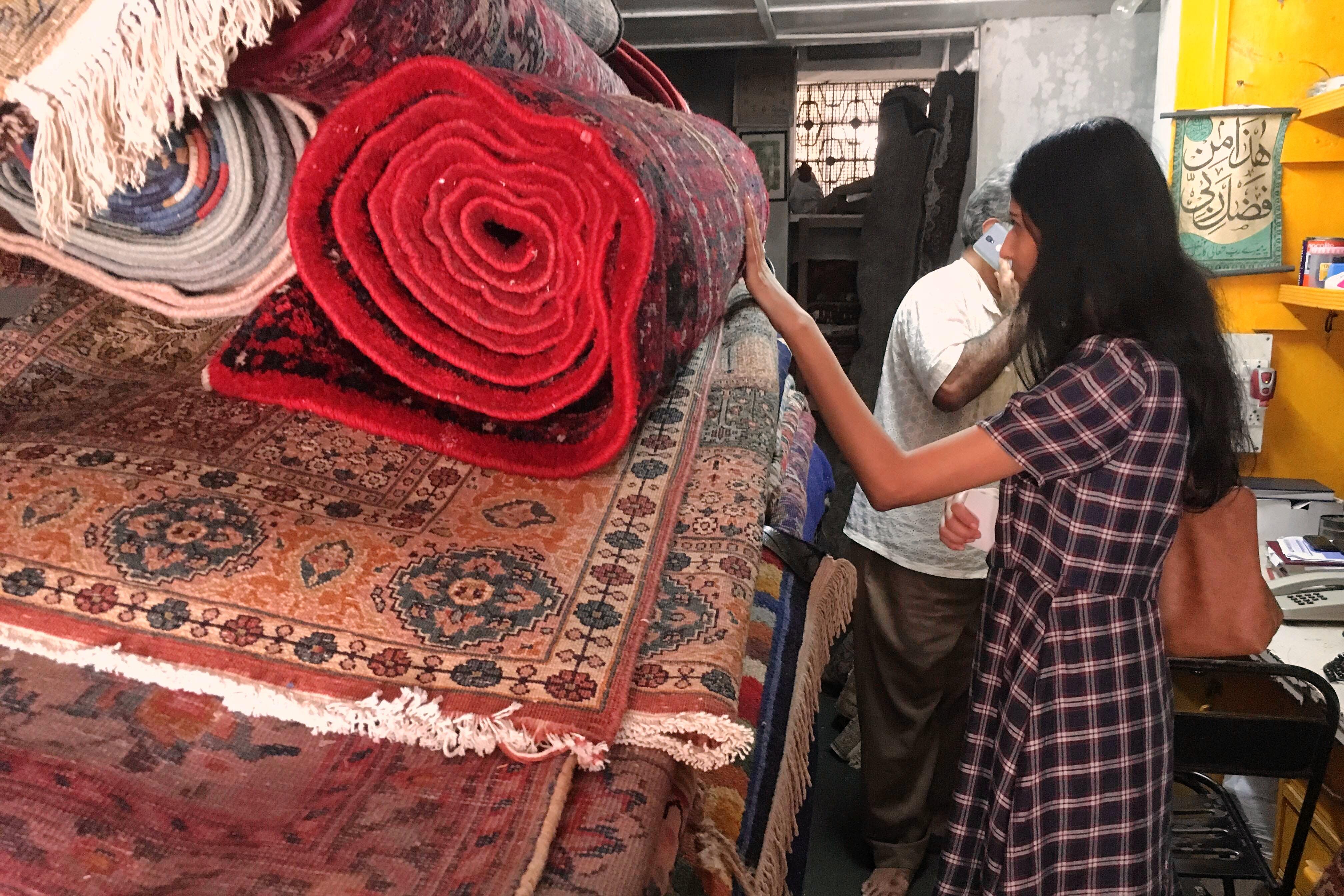 Textile,Flower,Carpet,Plant,Art