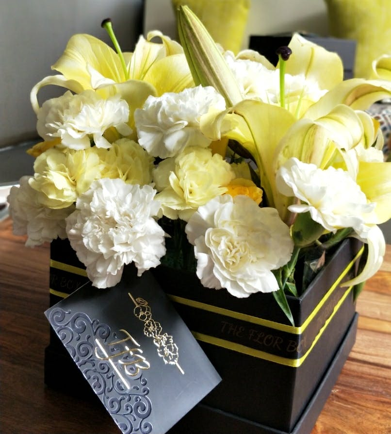 The Flor Box Is Spreading Positivity & Peace With These Flower Boxes!