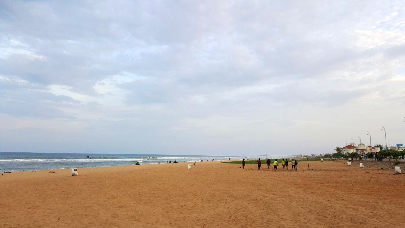 image - Thiruvanmiyur Beach
