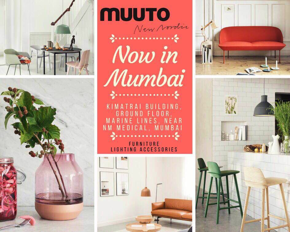 Muuto is here to give Indian Homes a Scandinavian Makeover