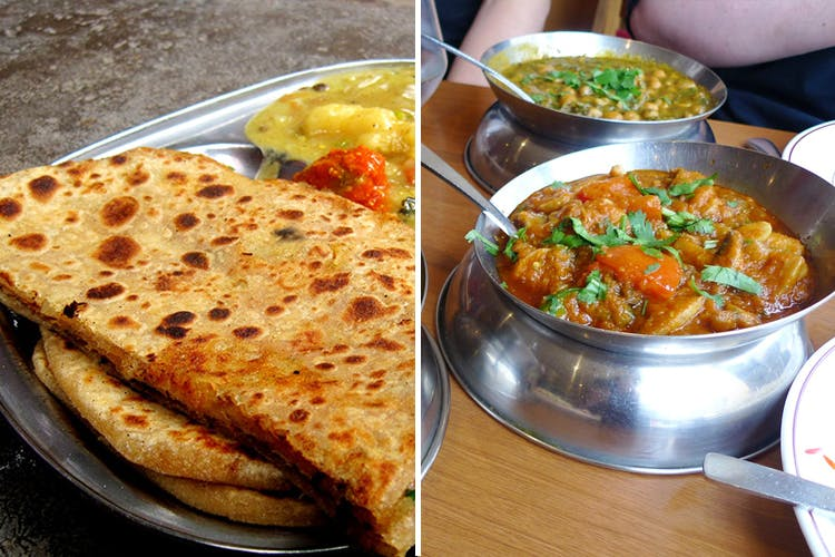 image - Only Parathas
