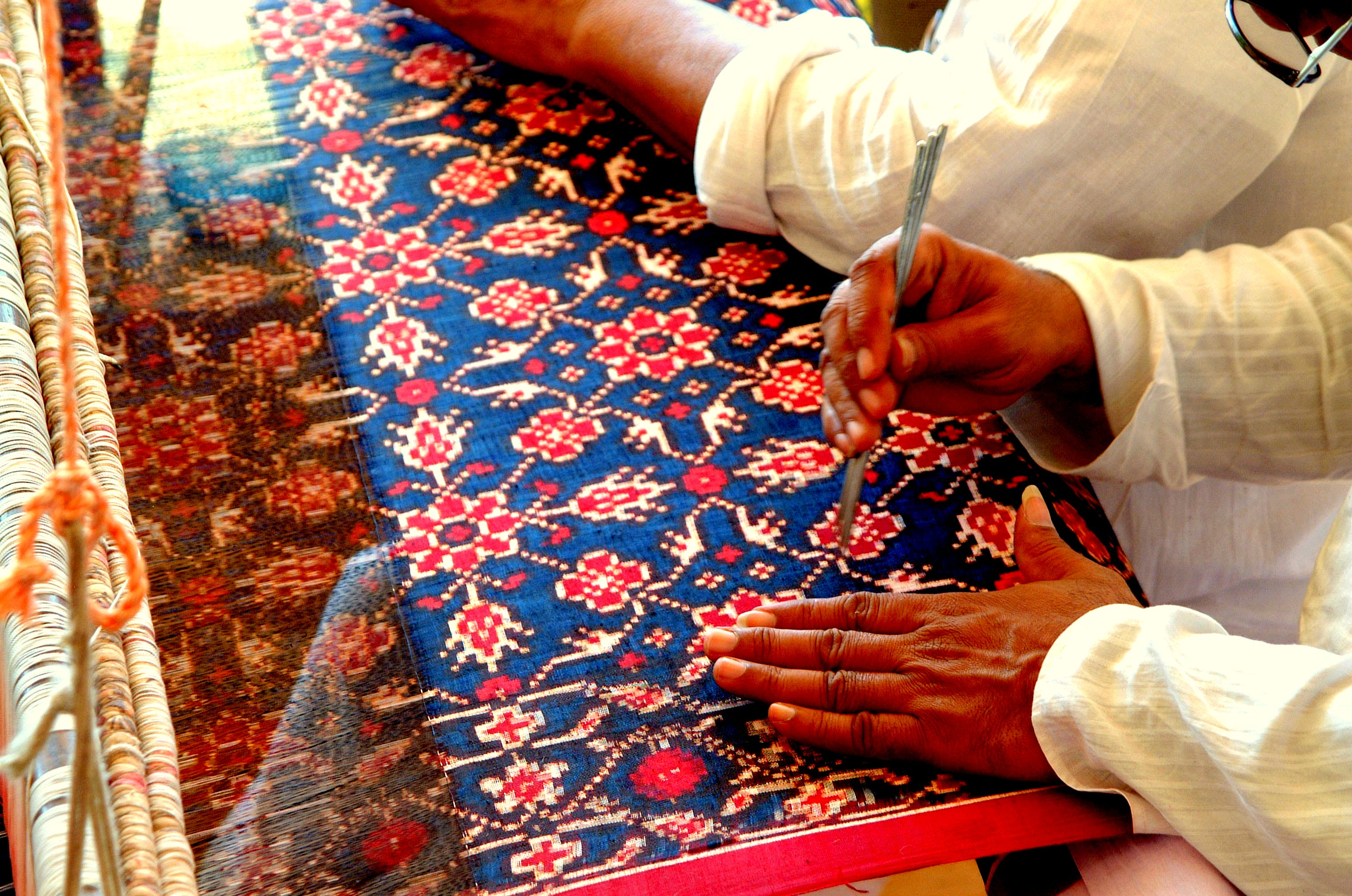 Hand,Weaving,Textile,Finger,Art,Pattern,Nail,Carpet,Tradition