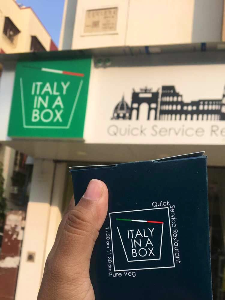 image - Italy In A Box
