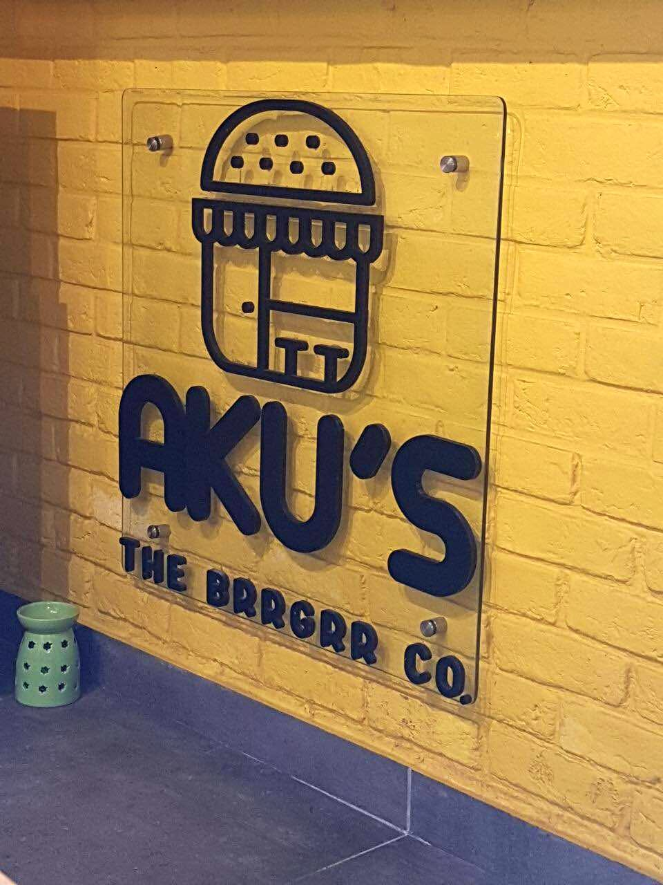 image - AKU's - The Brrgrr Co.