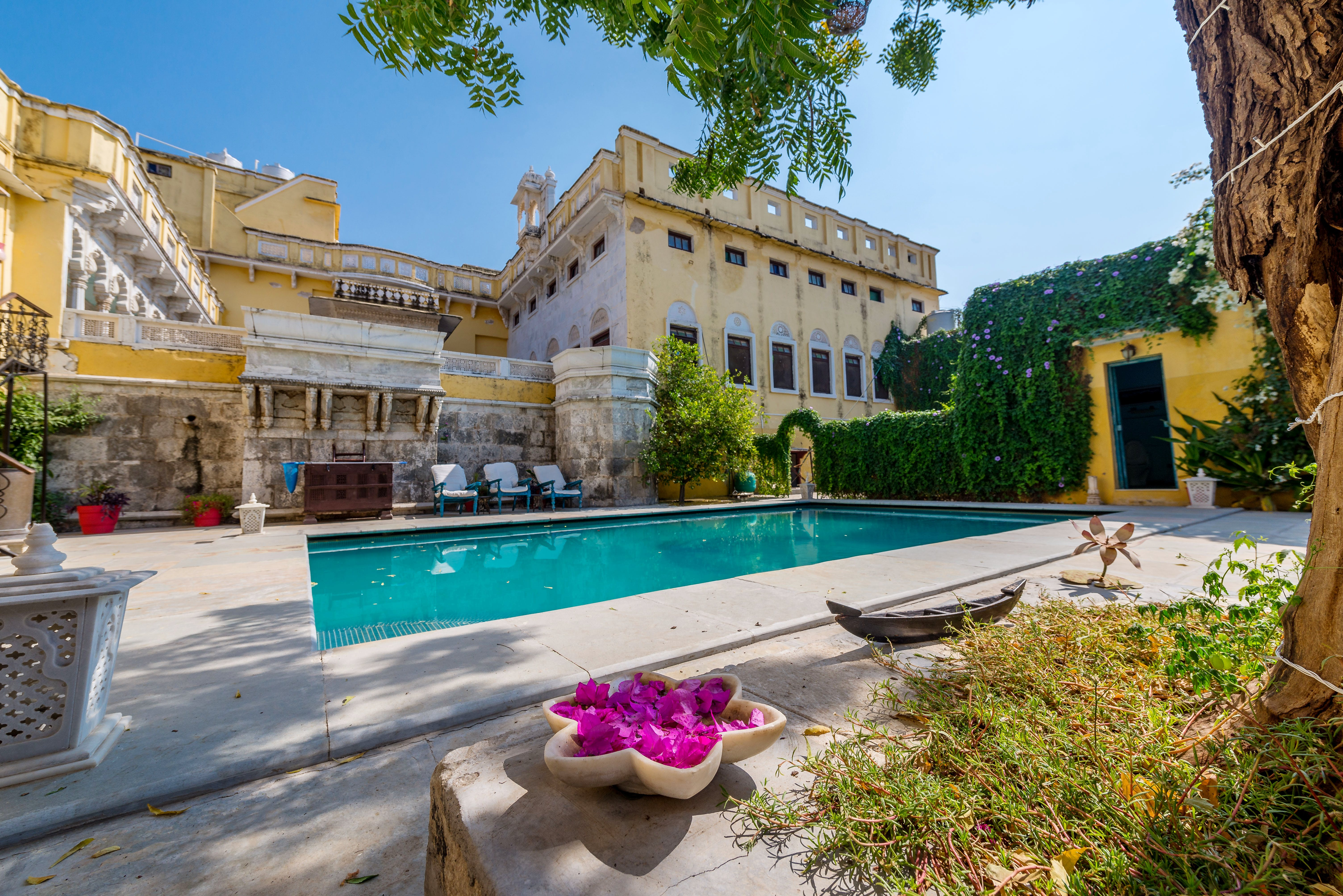 Heritage Stays: V Resorts Royal Castle Ghanerao Offers Regal Rajasthani Hospitality