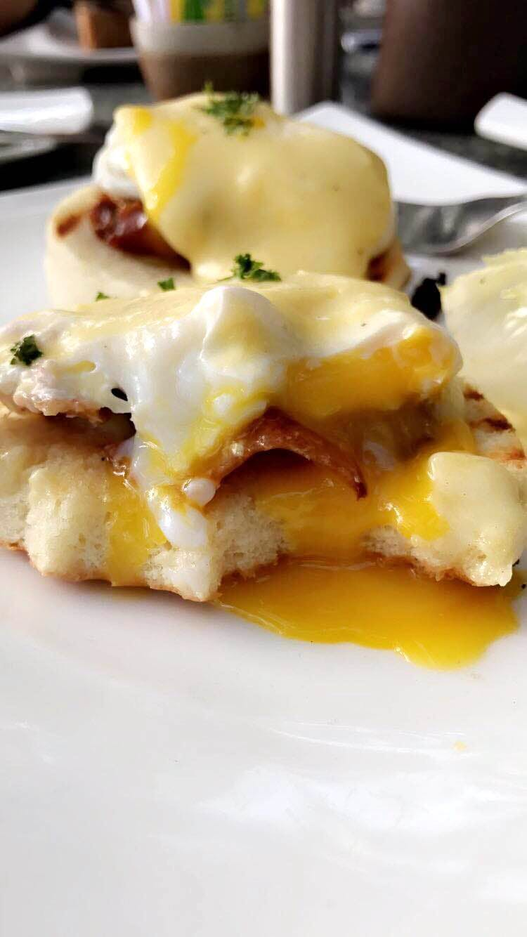 Eggs Benedict, Anyone? The Brew Room Does It Best!