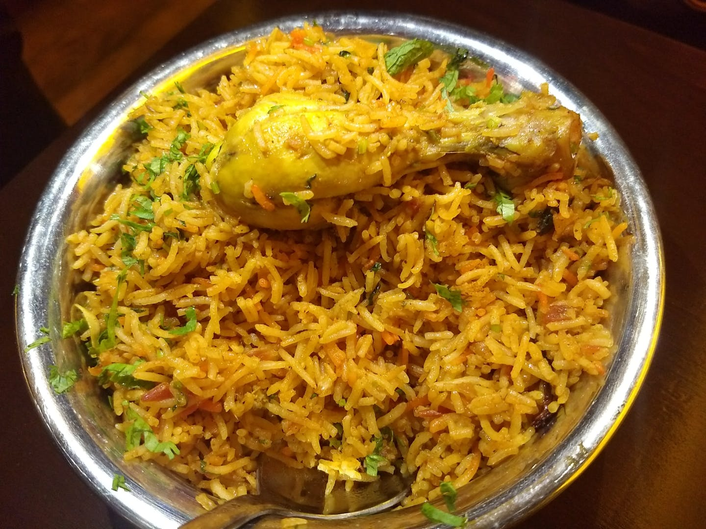 Dish,Cuisine,Spiced rice,Food,Puliyogare,Biryani,Hyderabadi biriyani,Ingredient,Rice,Kabsa