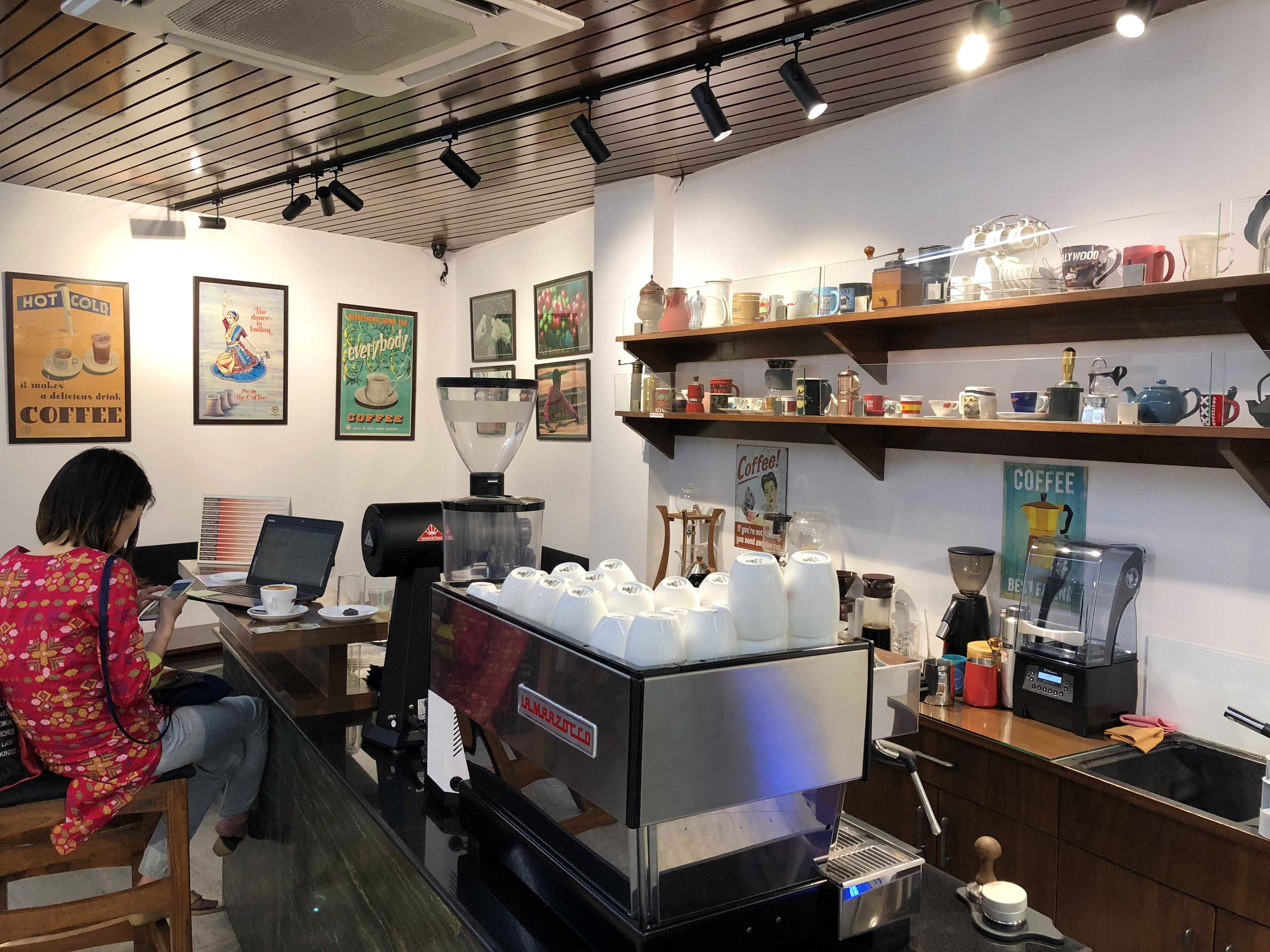 Like Coffee A Latte? Get Yourself A Cup {Or Two} Of Chinos From This Coffee Cafe & Bar