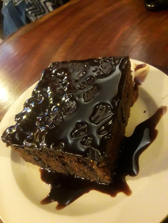 Food,Chocolate brownie,Chocolate cake,Dish,Dessert,Cake,Sachertorte,Chocolate,Cuisine,Flourless chocolate cake