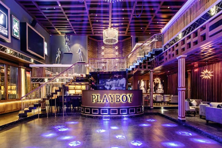 image - Playboy Club - Samrat Hotel
