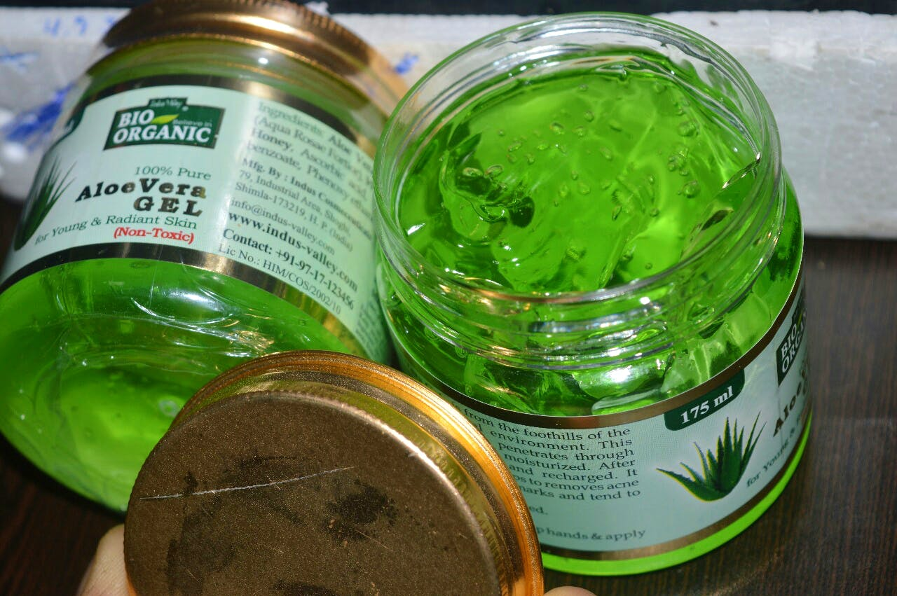 Soothing Aroma & Pure Texture: Get Your Hands On This Aloe Vera Gel