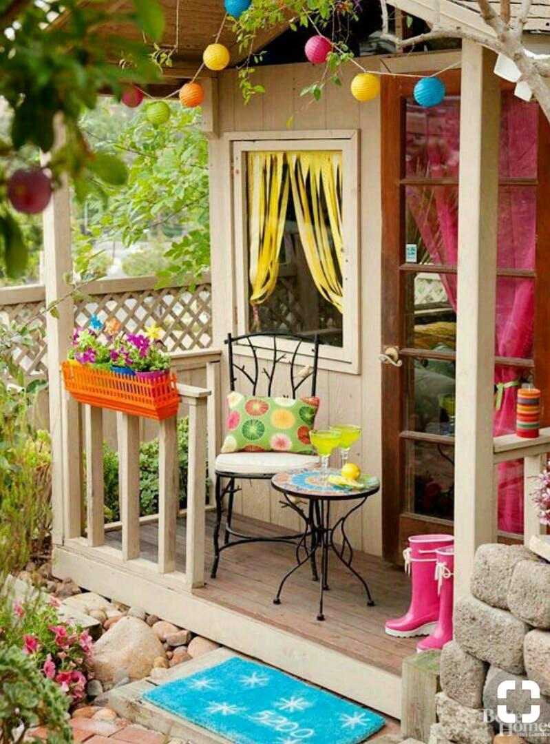Rekindle your Bohemian Spirit in your Outdoor Spaces