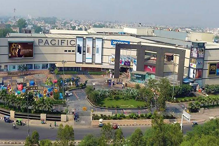 Pacific Mall in Tagore Garden