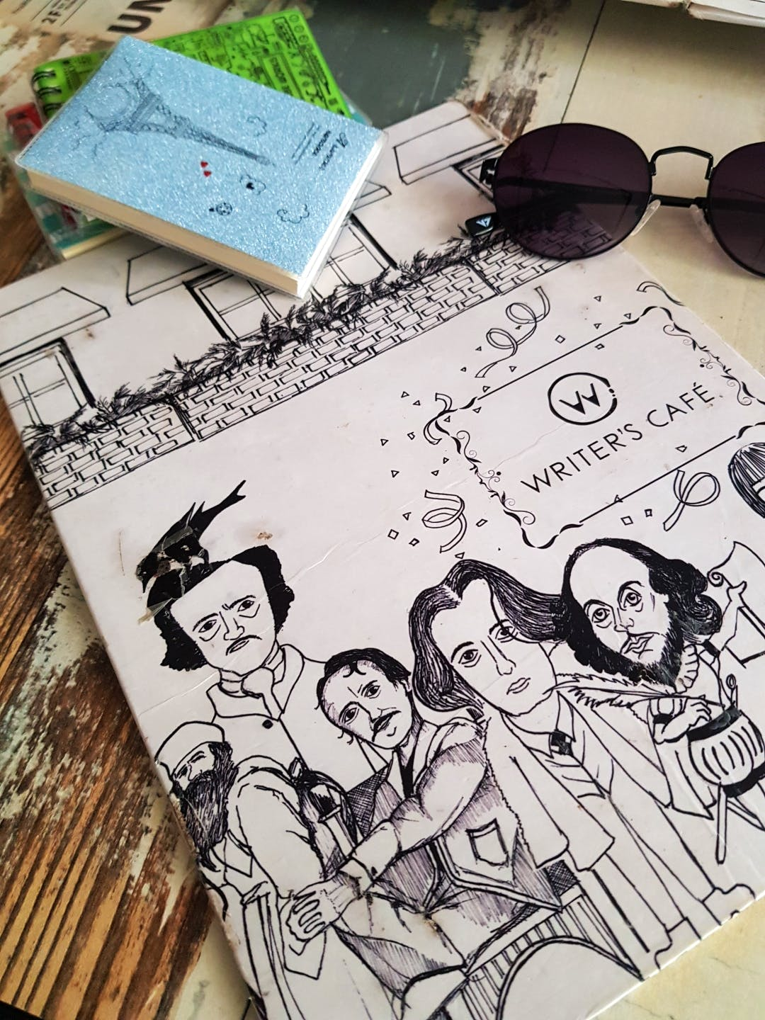 Illustration,Cartoon,Text,Drawing,Glasses,Art,Eyewear,Sketch,Paper,Style