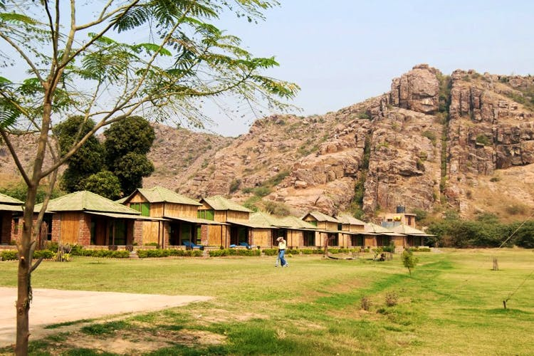 image - Camp Wild Dhauj At Aravali Valley