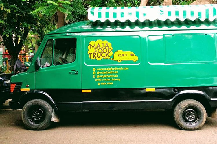 image - Maja Food Truck