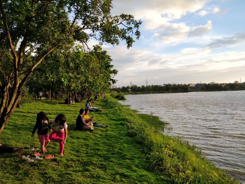 image - Agara Lake