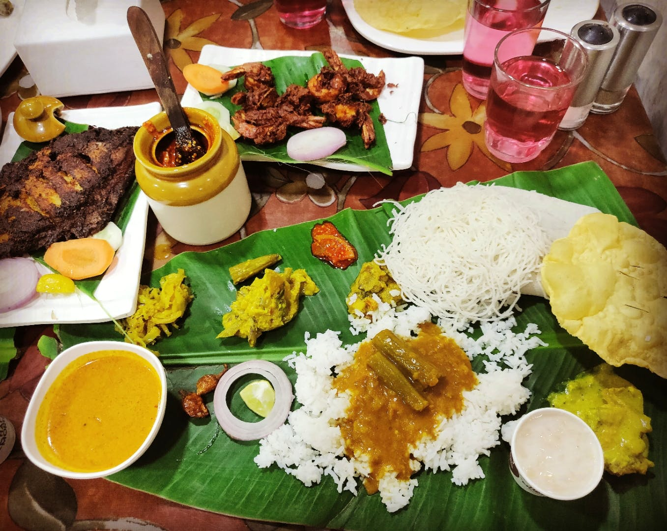 Unlimited Thali & Fried Prawns: Go Here For Authentic Kerala-Style Food