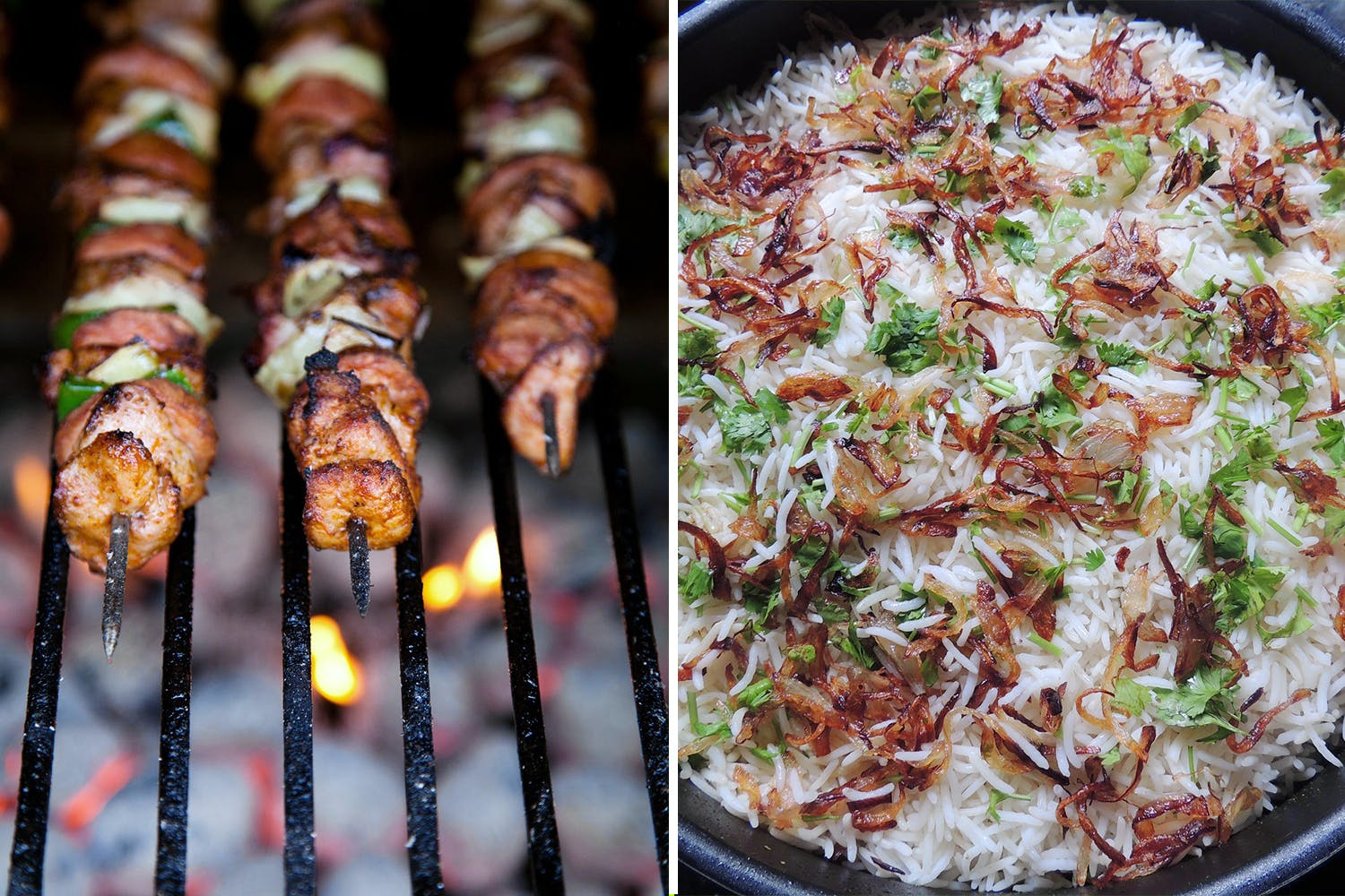 Dish,Food,Cuisine,Shashlik,Ingredient,Souvlaki,Skewer,Shish taouk,Yakitori,Kebab