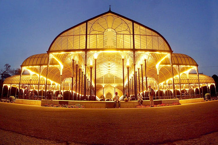 Glass House To Stone Chariots: Karnataka's Best Instagrammable Spots