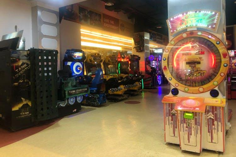 image - SVM Bowling Gaming