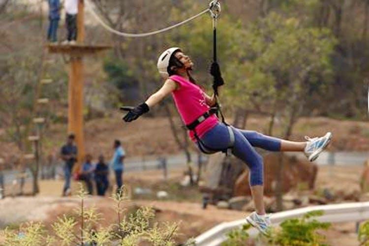 image - Sahas Adventure Park