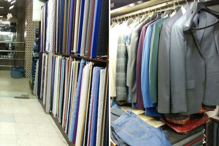 Boutique,Closet,Room,Textile,Dry cleaning,Outlet store,Jeans,Denim,Inventory,Building