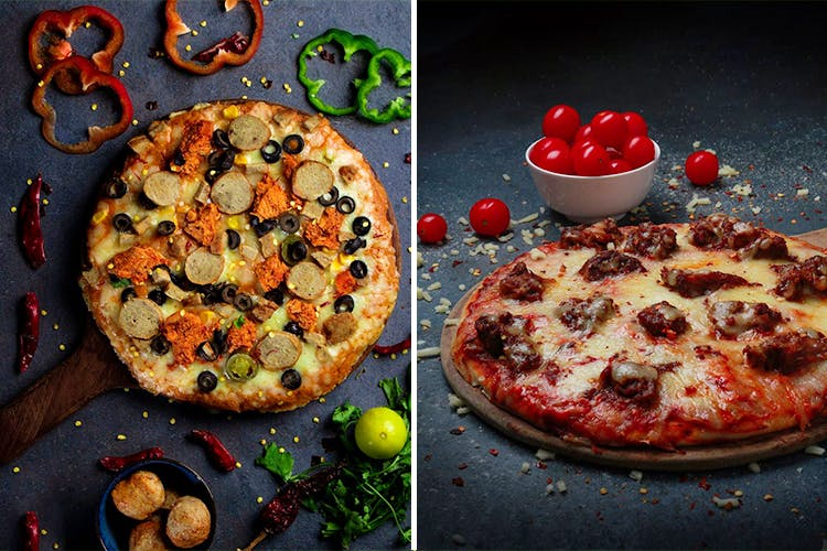 Dish,Food,Cuisine,Pizza,Pizza cheese,Ingredient,California-style pizza,Comfort food,Italian food,Tarte flambée