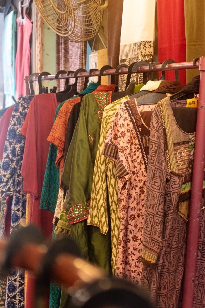 Clothing,Boutique,Textile,Room,Bazaar