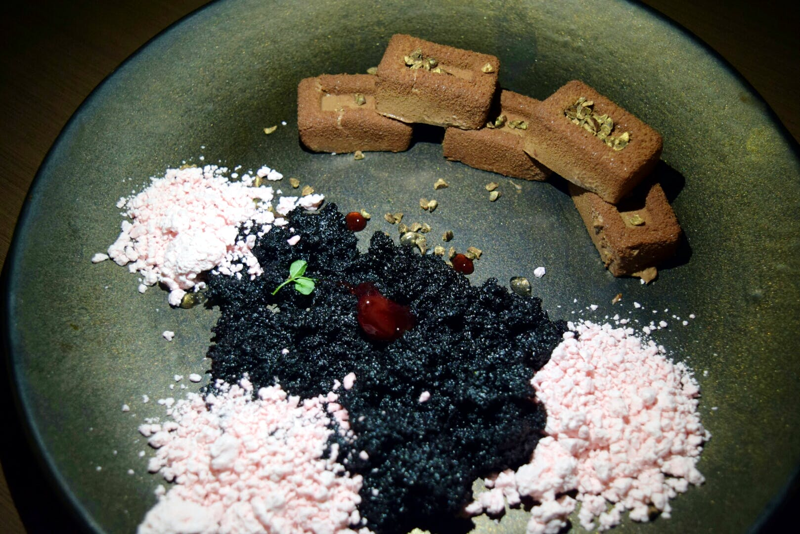 Indulge In This Deconstructed Dark Delight At Kode In Lower Parel