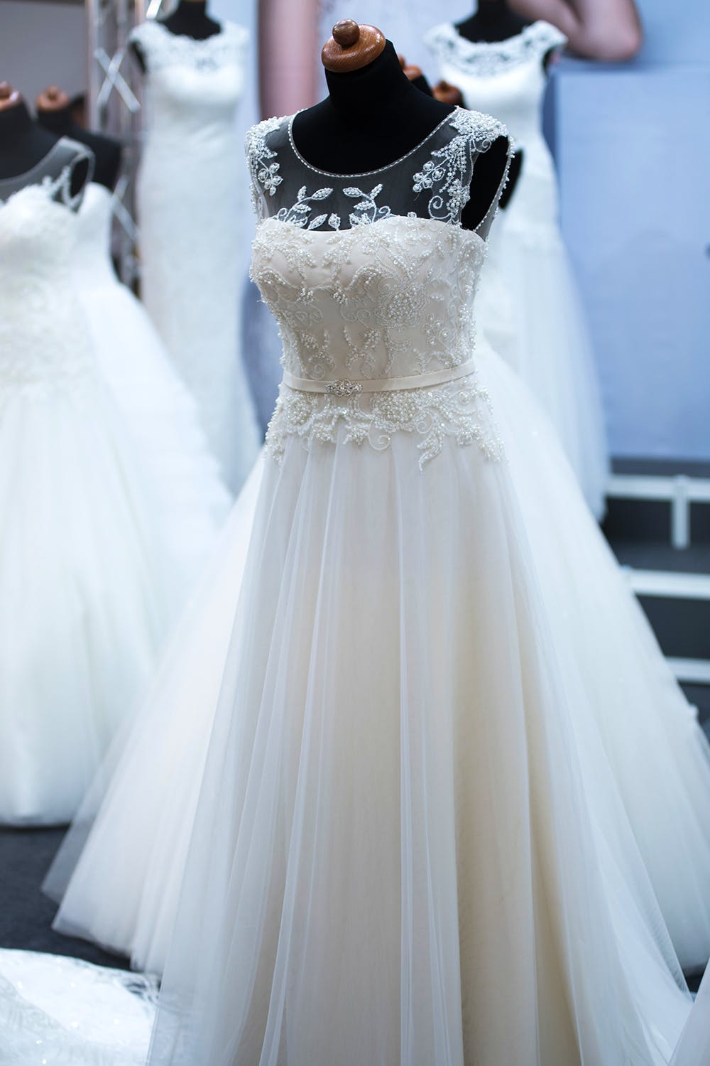 image - Walk Down The Aisle In A White Wedding Gown & Be The Bride Of Your Dreams