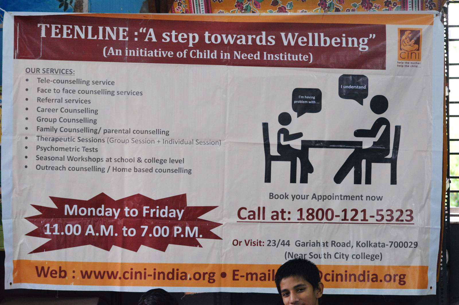 Young Teens & Parents, This Counselling Service Is Here To Your Rescue