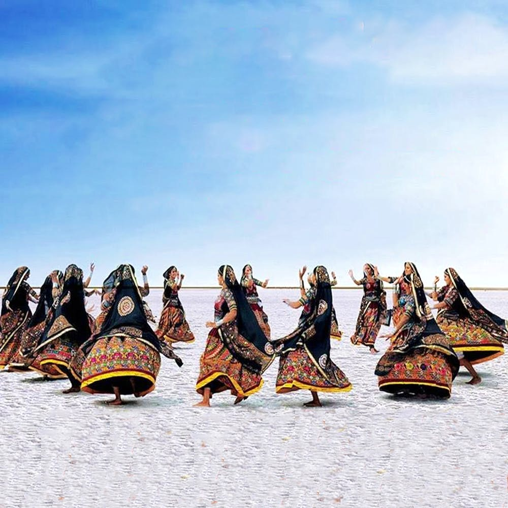 image - It's That Time Of The Year! Book Your Tickets To Experience Rannutsav In Gujarat