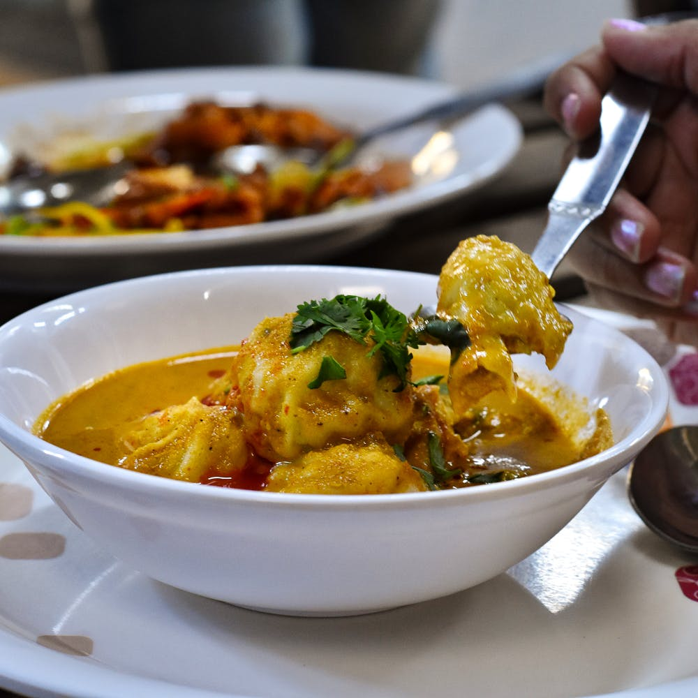 Dish,Food,Cuisine,Ingredient,Curry,Produce,Meat,Gulai,Recipe,Yellow curry