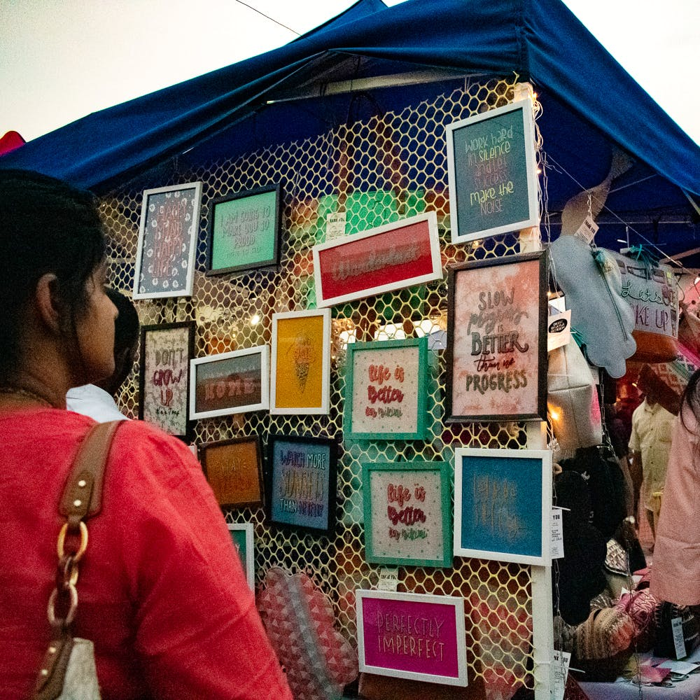 image - For Shopping, Food & Good Music, Check Out These Popular Flea Markets In Hyderabad