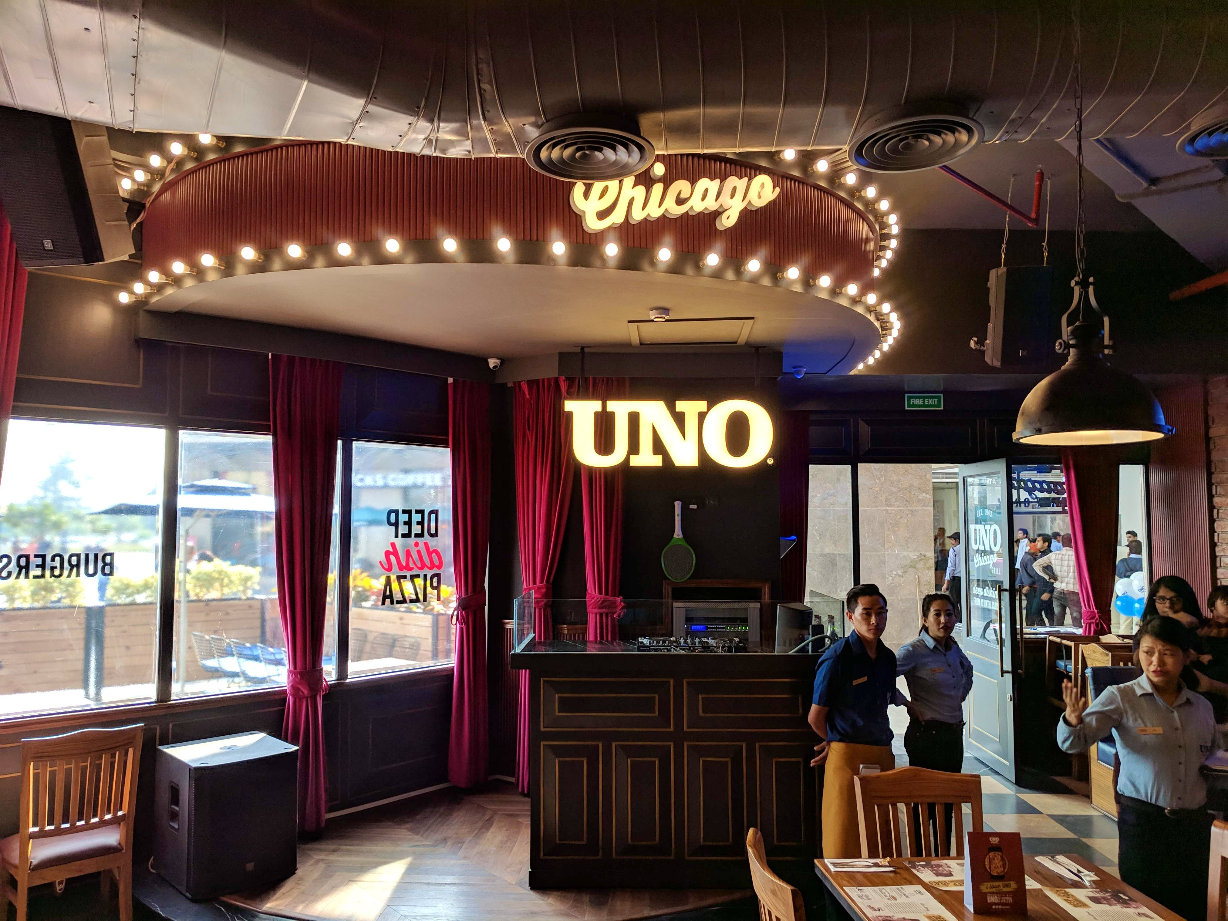 image - Uno Chicago Bar & Grill