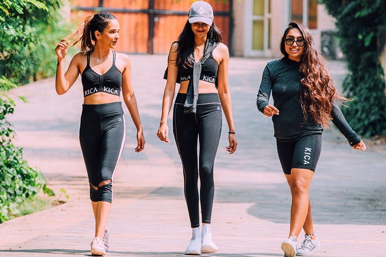 Fit & Chic: Check Out This Trendy New Gym-Wear Collection From Kica Active