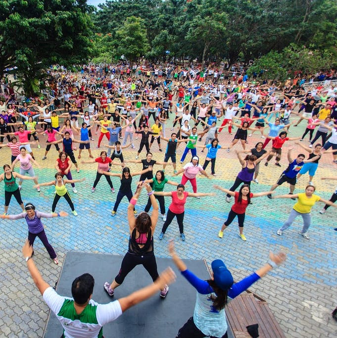 Shoutout To New Aliporeans: No More Travelling Long Distances For Your Weekly Zumba Dose
