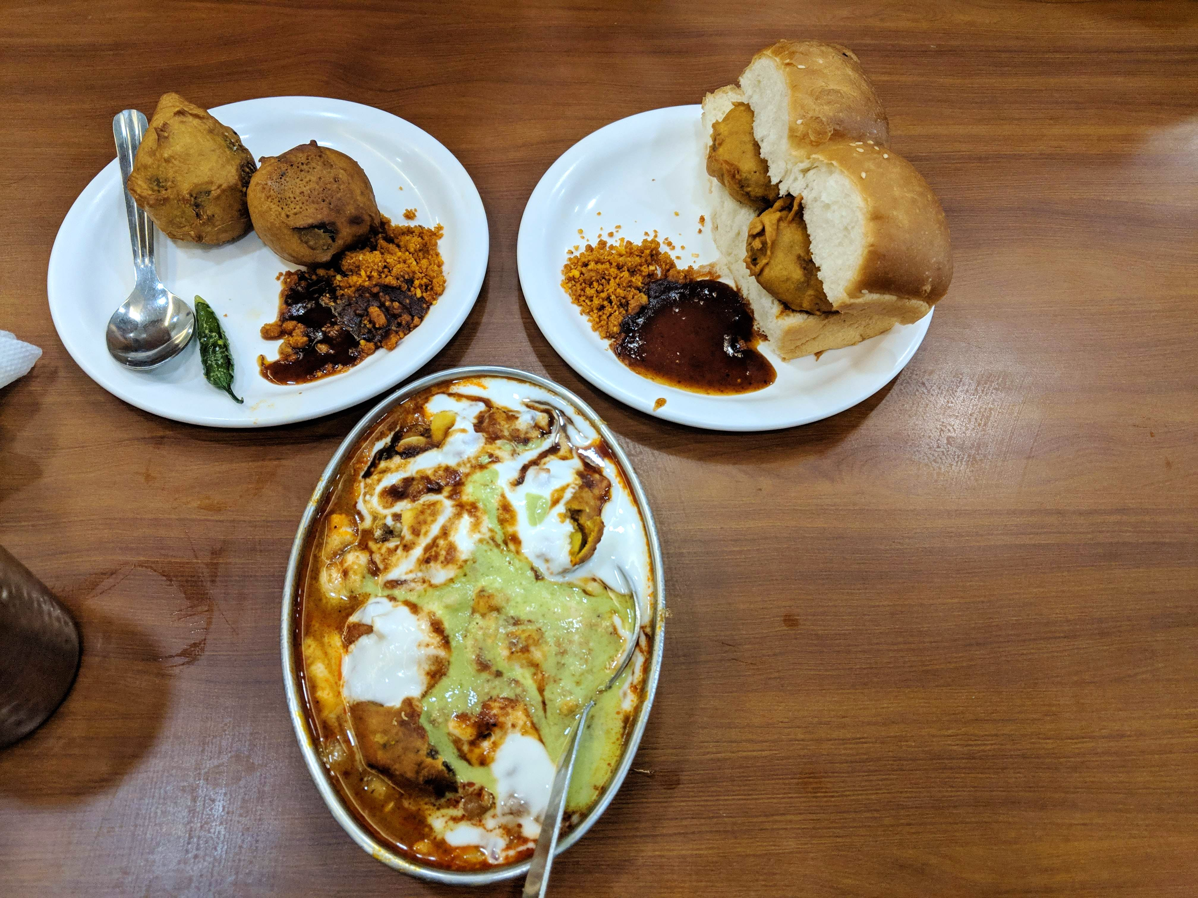 Craving Authentic Maharashtrian Food? Head To Maharashtra Sadan At KG Marg