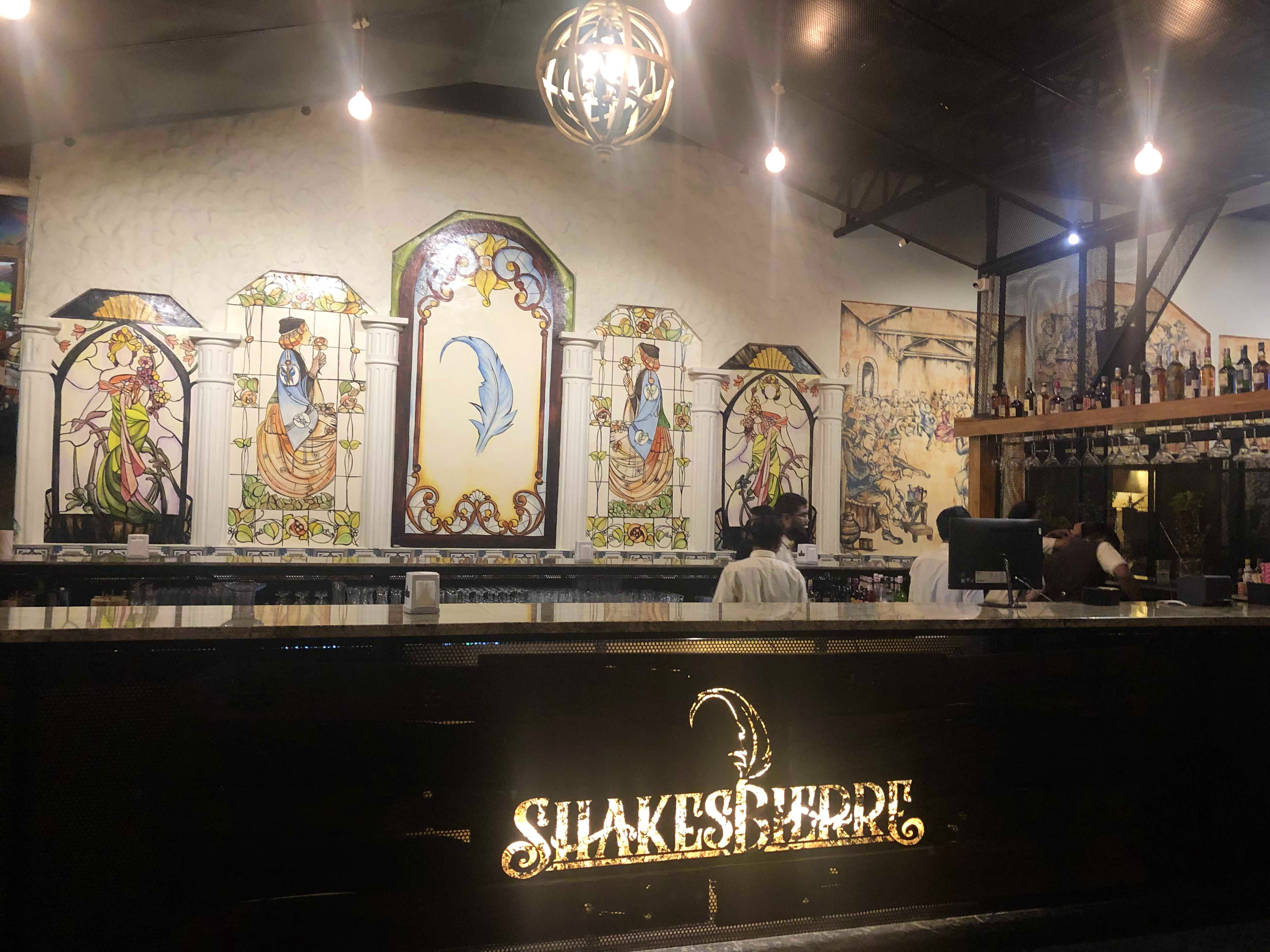ShakesBierre - Bangalore's First Theme Based Brewery!