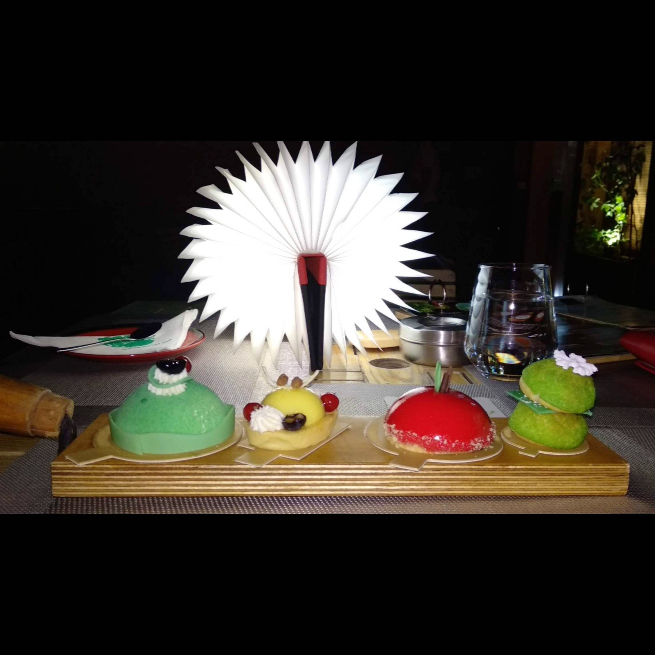 Take Your Pick: This Jubilee Hills Cafe Offers A Dessert Platter For INR 249