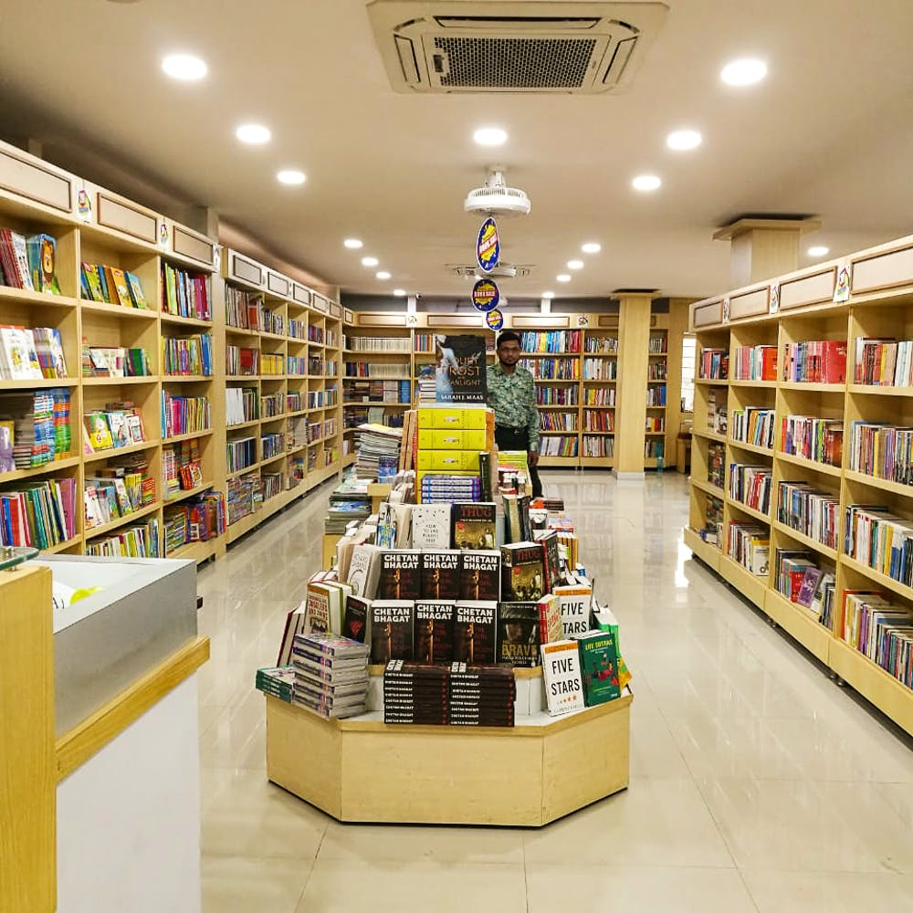 image - Central Book Shop