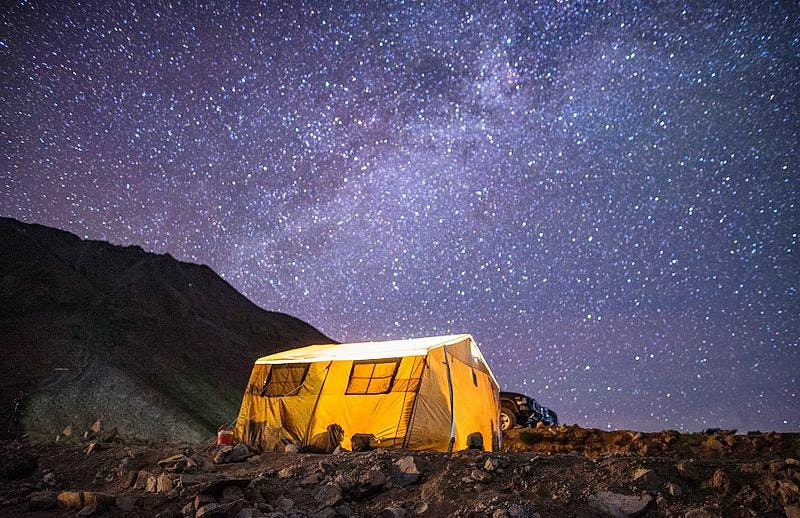 image - Bundle Up Your Homies & Get To These Camping Sites For A Night To Remember