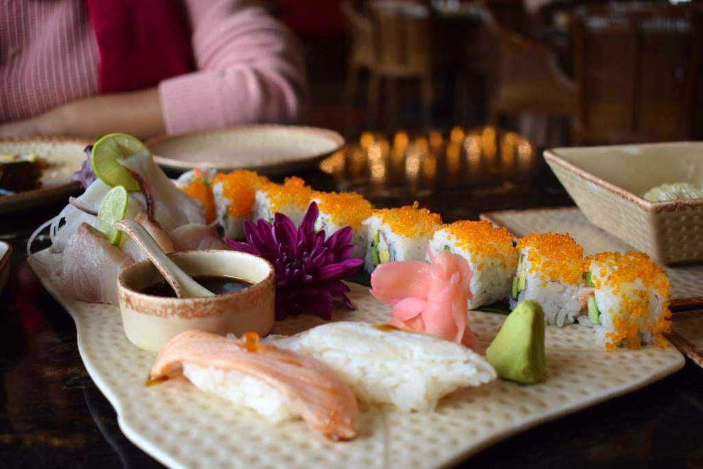 Gaeng Phed Phak, Sushi Platter & More: Enjoy Asian Delicacies At OKO