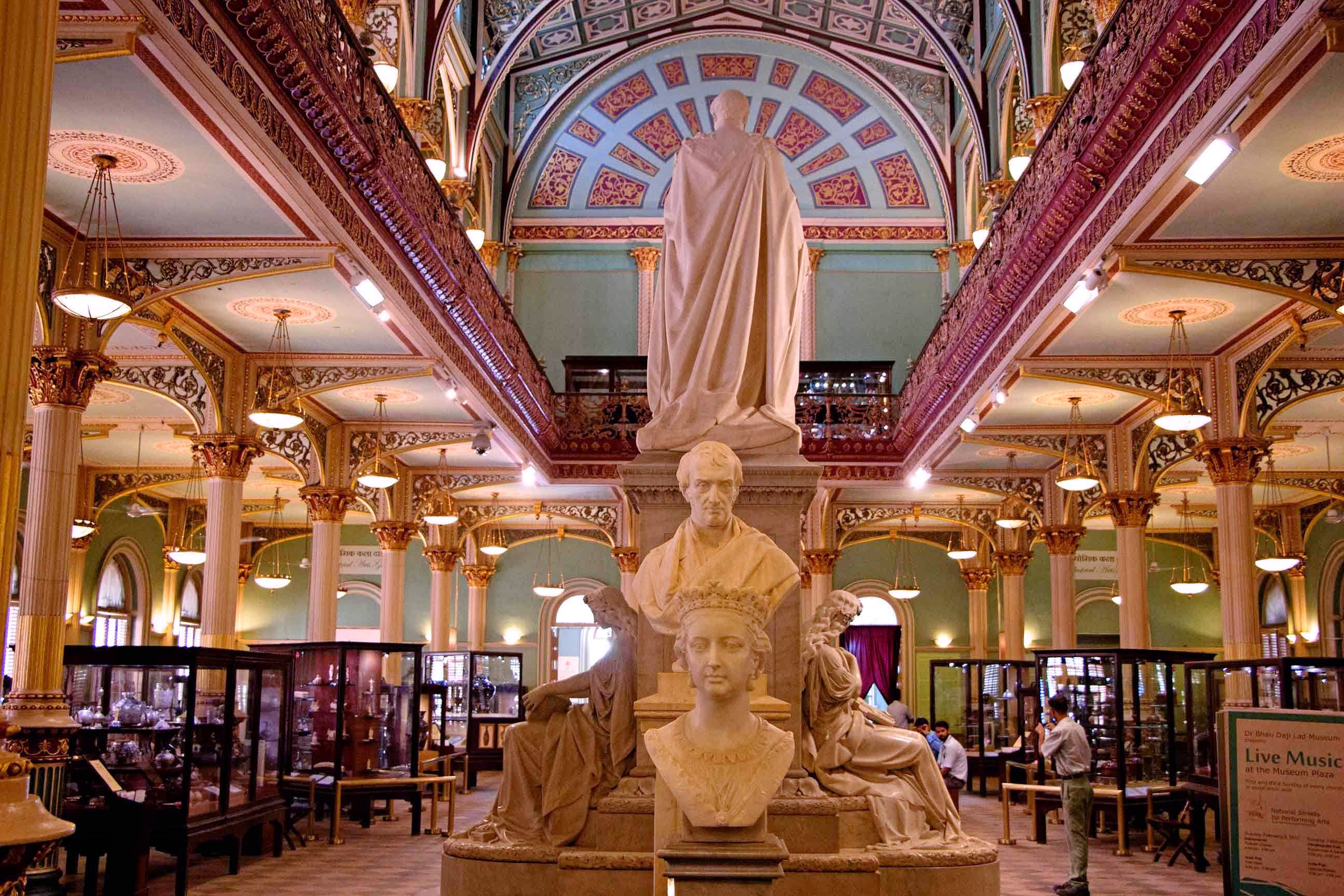 Learn About The Cultural Heritage Of Mumbai At Dr Bhau Daji Lad Museum